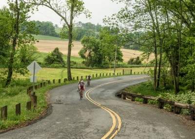 Riders from 14 states did this year's Delaware Gran Fondo